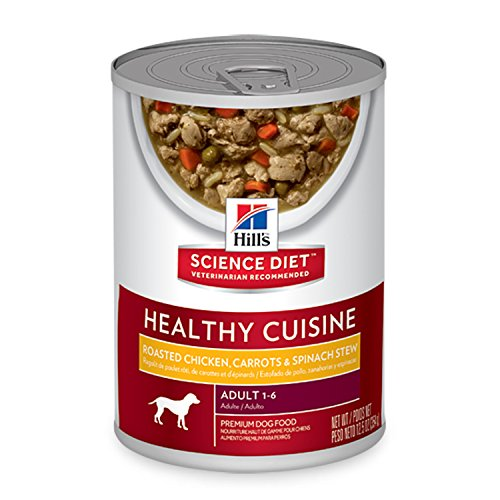 Hill S Science Diet Healthy Cuisine Dog Food
